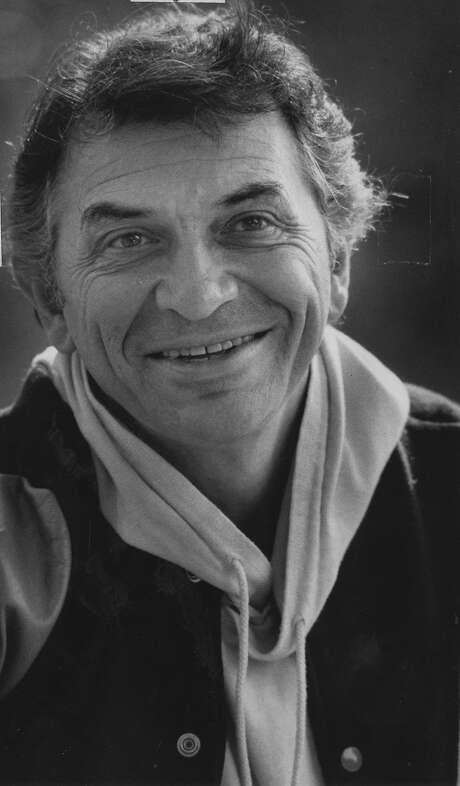 Bill Graham on November 4, 1985. Photo: Steve Ringman, The Chronicle