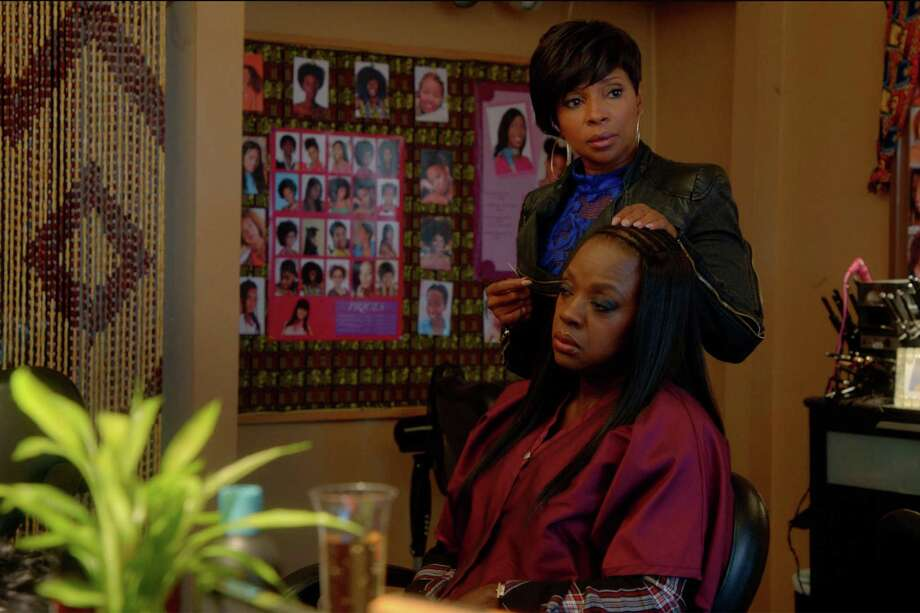 Mary J. Blige and Viola Davis, How to Get Away with Murder | Photo Credits: ABC