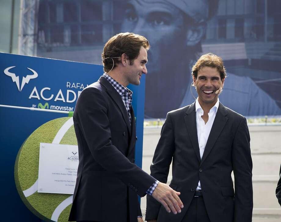 Names & Faces: Rafael Nadal, Jon Bon Jovi