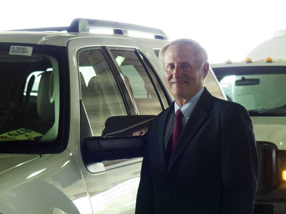 Clarence Kahlig is president of the Kahlig Auto Group. He was recognized for his leadership in San Antonio's Top Workplaces survey. Photo: Express-News /File Photo / San Antonio Express-News