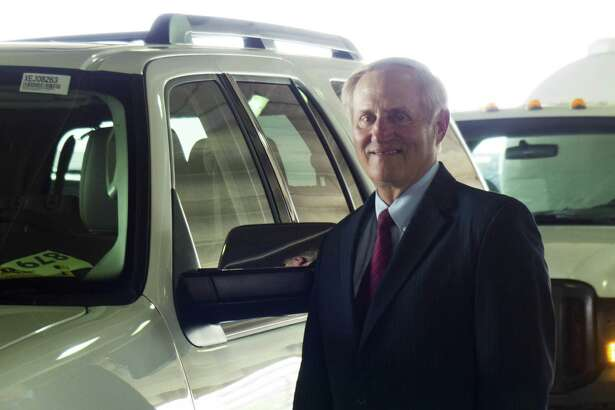 Clarence Kahlig is president of the Kahlig Auto Group. He was recognized for his leadership in San Antonio's Top Workplaces survey.
