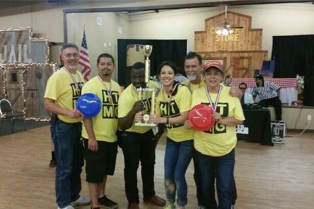 HealthTexas Medical Group won the Top Workplaces award for midsize companies. This company picnic was just one of several events HealthTexas holds for its employees throughout the year.