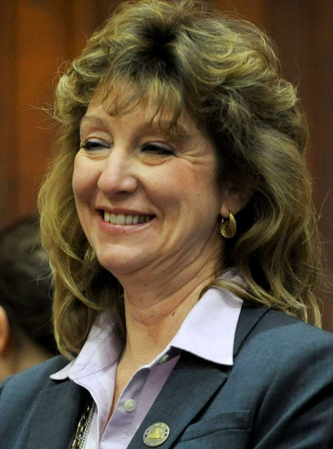 State Rep. Laura Hoydick, R-Stratford Photo: Lindsay Perry / File Photo / Stamford Advocate