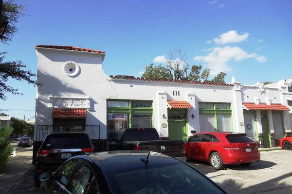 Rolando Briseño and Angel Rodriguez-Díaz bought this 1930 retail center, originally a grocery, in 1995.