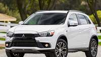 Mitsubishi updates the 2016 Outlander Sport, with numerous interior, exterior enhancements - Photo