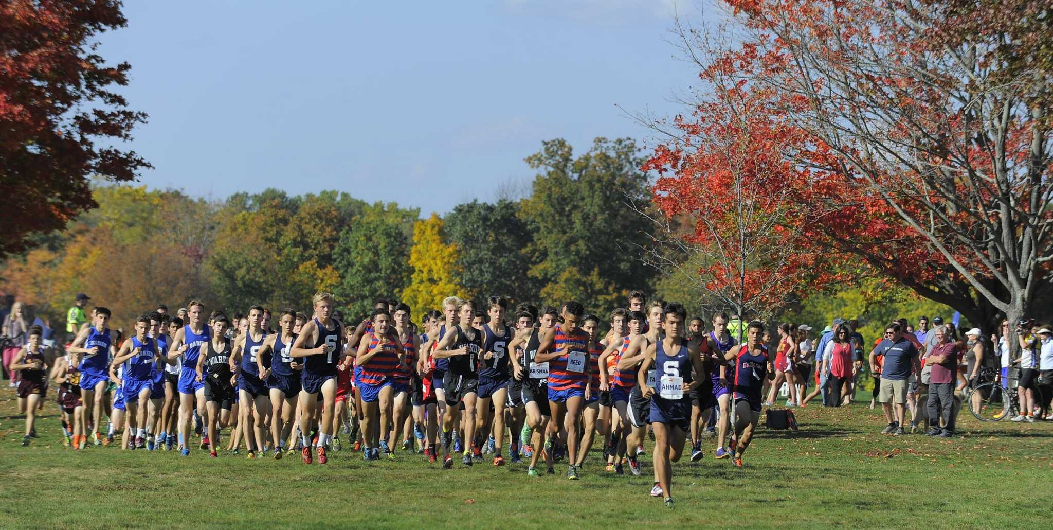 Tops danbury for fciac boys cross country team title the hour