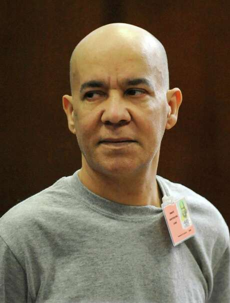 In this Nov. 15, 2012, file photo, Pedro Hernandez appears in Manhattan criminal court in New York. After a jury deadlocked in 2015, Hernandez, accused of killing 6-year-old Etan Patz in 1979, is going on trial for a second time, 37 years after Etan vanished while heading to his school bus stop. (AP Photo/Louis Lanzano, Pool, File) Photo: Louis Lanzano, POOL / Pool, FR77522 AP