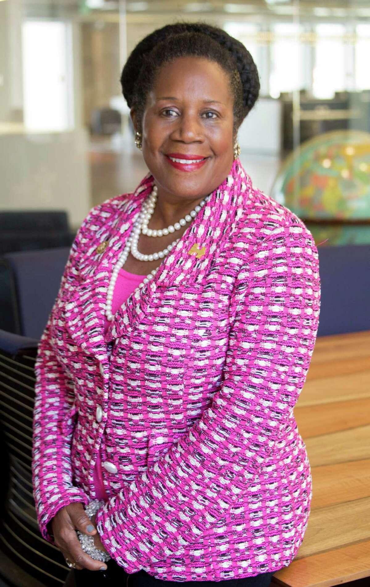 Sheila Jackson Lee is seeking re-election as U.S. representative to Texas' 18th Congressional District. (Photo: JeremyCarter/ Houston Chronicle)