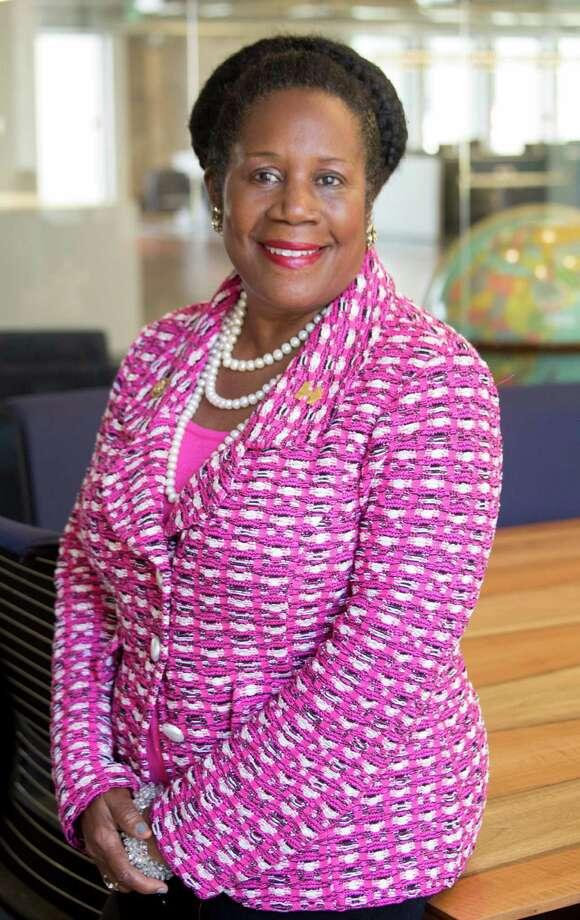 Sheila Jackson Lee. (Photo: JeremyCarter/ Houston Chronicle) Photo: Elizabeth Pudwill