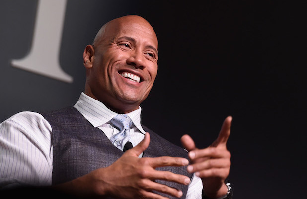 Dwayne Johnson Named Entertainer of the Year at NAACP Image Awards