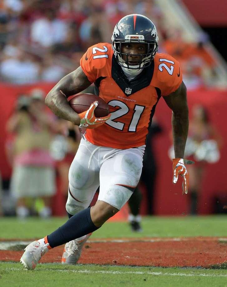 Houston (4-2) plus-7 at Denver (4-2)Broncos 23-13 Photo: Phelan Ebenhack, FRE / FR121174 AP