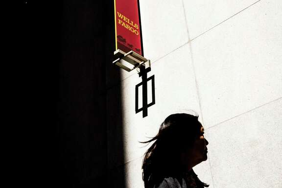 Wells Fargo Bank headquarters in the Financial District of San Francisco, Sept. 16, 2016. Timothy Sloan, named by the bank's board as successor to the resigning John Stumpf as chief executive of Wells Fargo, was immediately criticized by members of Congress as being too much of an insider to shake up the bank's culture. (Max Whittaker/The New York Times)