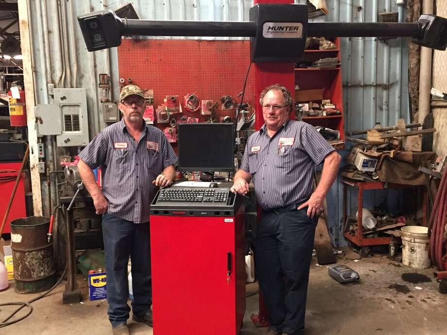 Reagor Dykes Plainview Texas >> Tex Edwards Auto Service now performing four-wheel ...