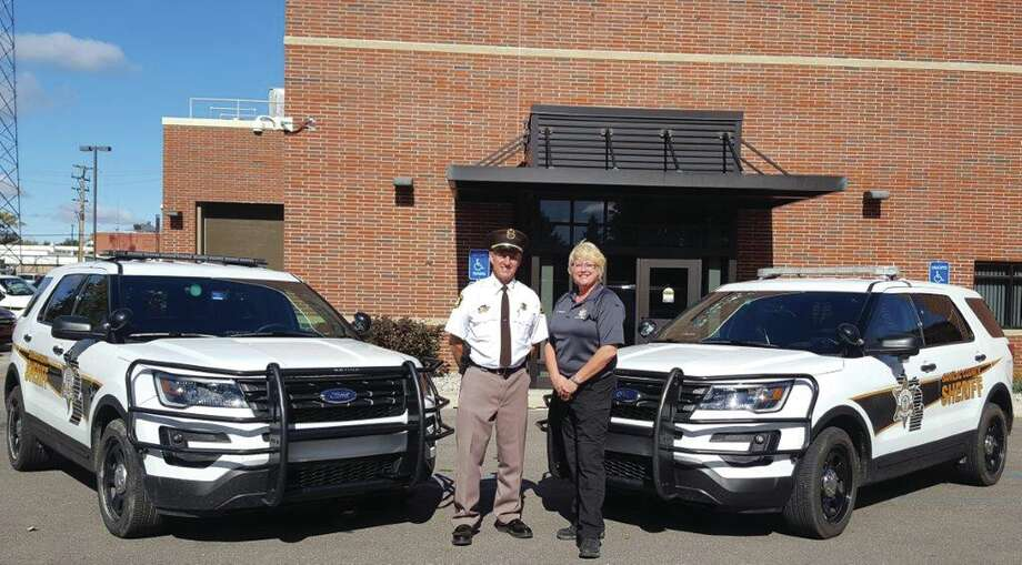 Sheriff Garry Biniecki recently announced his department has been awarded some substantial grant funding. (Submitted Photo) Photo: Submitted Photo