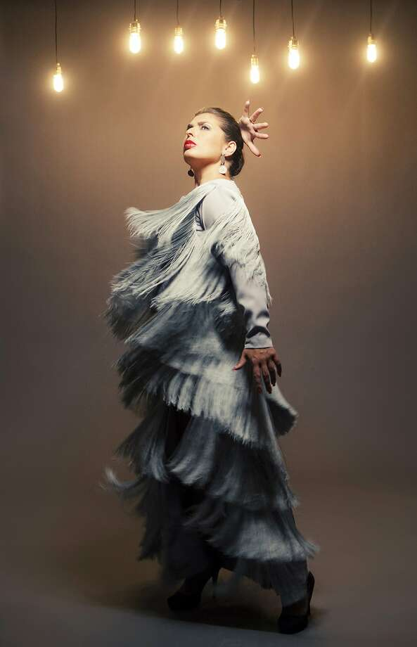 Pastora Galván is among the guest performers for Theatre Flamenco's 50th anniversary season. Photo: Luis Castilla
