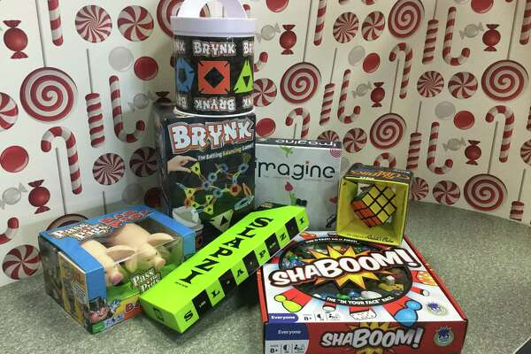 Looking for something a little different to play with the family? The lastest board games can help you out.