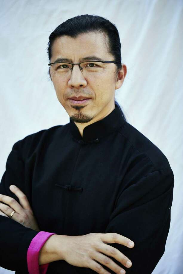 Internationally renowned Westport pianist, composer and educator Frederic Chiu. Photo: Contributed Photo / Chris Craymer