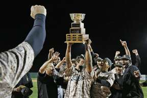 The Laredo Lemurs beat the Sioux City Explorers 12-5 Sunday night to claim their first American Association championship. Laredo handed Sioux City its first three-game losing streak of the season.