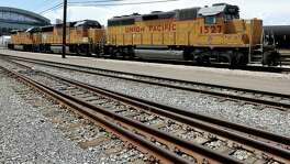 Union Pacific said it earned $1.13 billion in the third quarter, down from $1.3 billion in the year-ago period. Revenue from agricultural shipments grew 6 percent. But all the other major freight categories declined, with coal leading the way with a 19 percent drop.