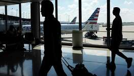 American Airlines, the world's biggest carrier, reported third-quarter earnings fell 56 percent and would have dropped even more if it weren't for continuing low fuel prices. Revenue slipped 1 percent but costs rose 5 percent.
