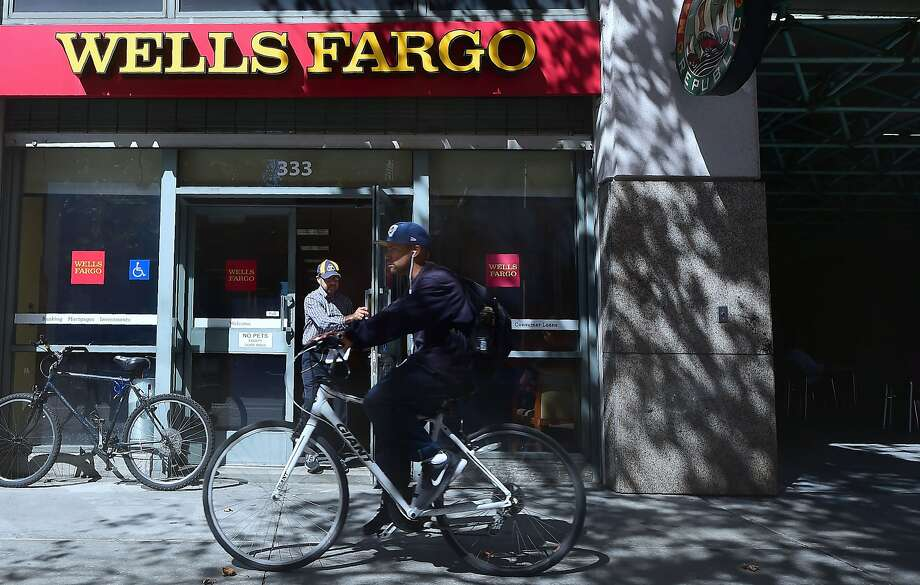 Wells Fargo has been under fire over employees opening accounts without customer authorization. Photo: FREDERIC J BROWN, AFP/Getty Images