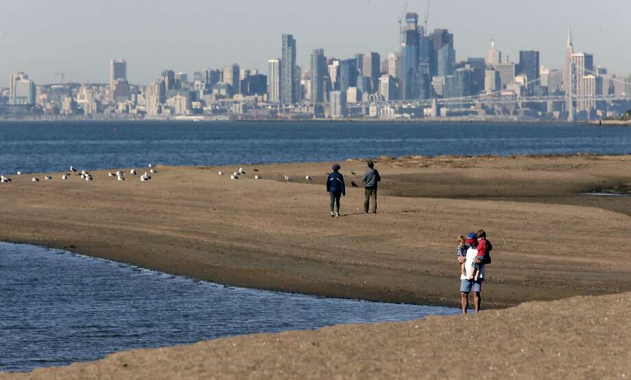 Police are investigating reports of three attempted sexual  assaults over the past month at Crown Memorial State Beach in Alameda. Photo: Michael Macor, The Chronicle