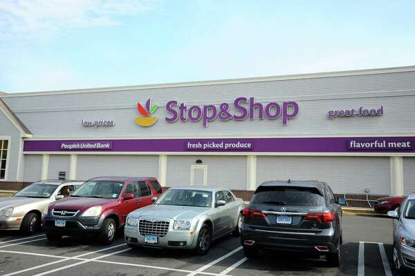 Stop & Shop, located on West Main St. in Stamford, Conn., on Thursday, Oct. 20, 2016.