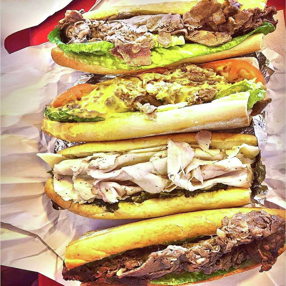 Tony Luke's a sandwich shop specializing in Philadelphia cheesesteaks, is opening its first Houston franchise on Oct. 21 at 9762 Katy Fwy. Photo: Tony Luke's Facebook