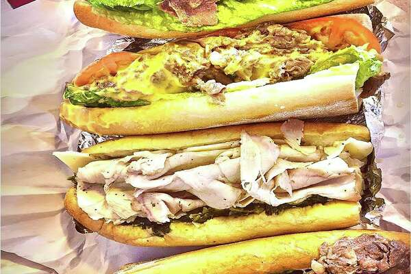 Tony Luke's a sandwich shop specializing in Philadelphia cheesesteaks, is opening its first Houston franchise on Oct. 21 at 9762 Katy Fwy.