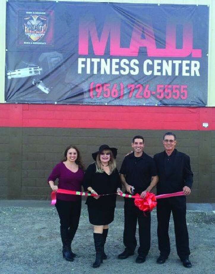 M.A.D. Fitness Center is located at 6201 McPherson Road.