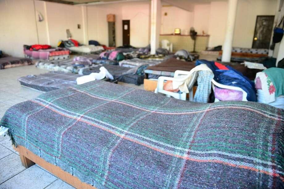 Protección Civil y Bomberos en Nuevo Laredo, México, tiene listos los albergues para recibir a personas que necesiten refugio debido a las bajas temperaturas que se pronostican para esta semana. (Foto de cortesía)