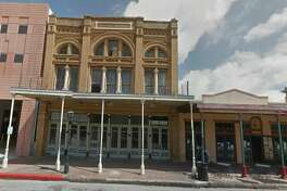 The historic Fadden Building on the Strand in Galveston could be something very different in the near future.
