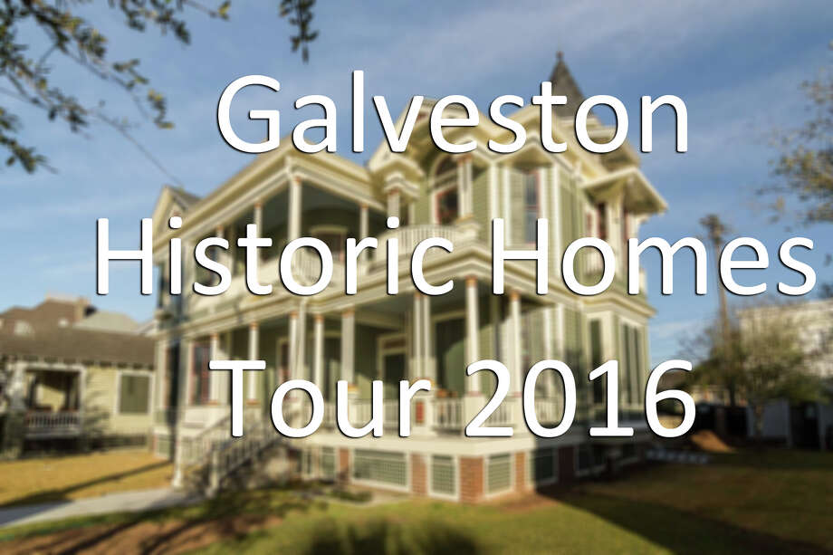 Click to see homes from the 2016 Galveston Historic Homes Tour.