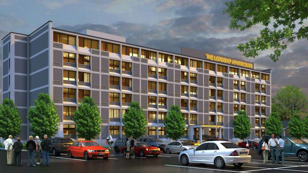 There Are Plans To Turn The Stratford Hotel On Lordship Blvd Into An Apartment Building