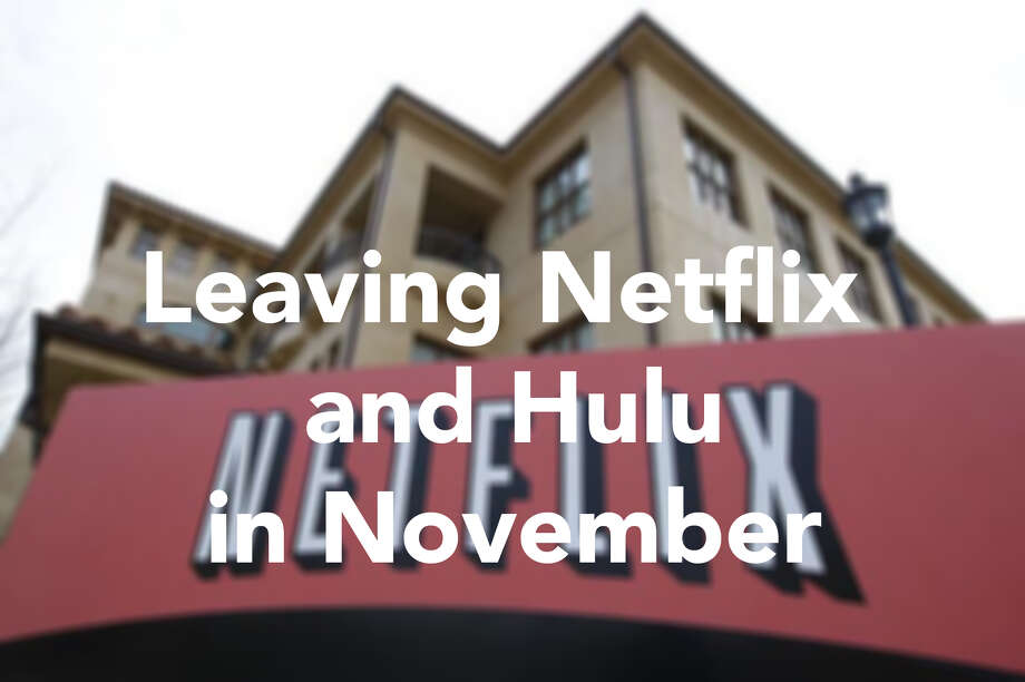 Here are some of the big-name movies and TV shows that are leaving Netflix and Hulu in November 2016. Click here for the full Netflix list and Hulu's list.