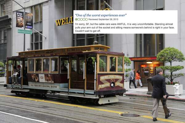 A California Street cable car travels past the headquarters of Wells Fargo & Co., in San Francisco, Thursday, April 9, 2009. Wells Fargo & Co. said Thursday it expects record first-quarter earnings of $3 billion, easily surpassing analysts' estimates and providing an encouraging sign for the banking industry. (AP Photo/Eric Risberg)