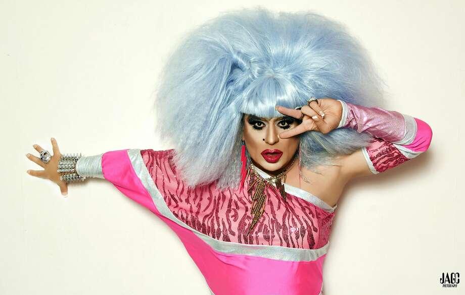 "Drag artist Heklina will emcee S.F. Opera's ""Drag Queen of the Opera."" Photo: Jos� Guzman-Colon"