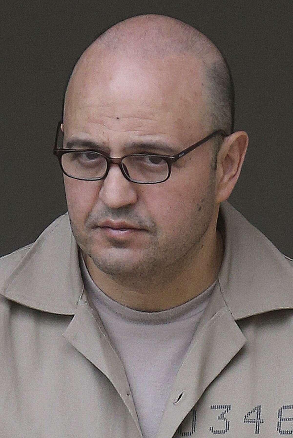 Mauricio Sánchez Garza, 45, was accused of laundering money through a Babcock Road development.