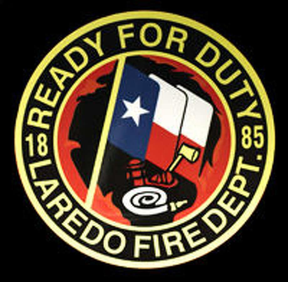 Laredo Fire Department logo