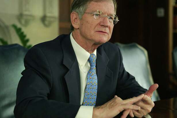 Congressman Lamar Smith is a climate change skeptic and head of the House science committee. That goes together like coffee and Tang.