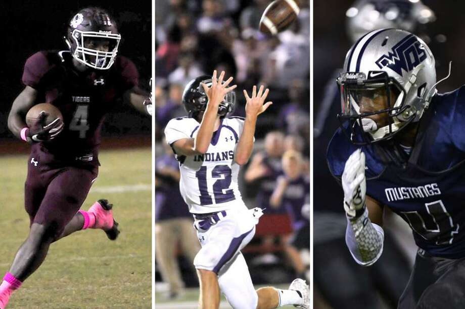 High school football: Offensive stat leaders through Week 8