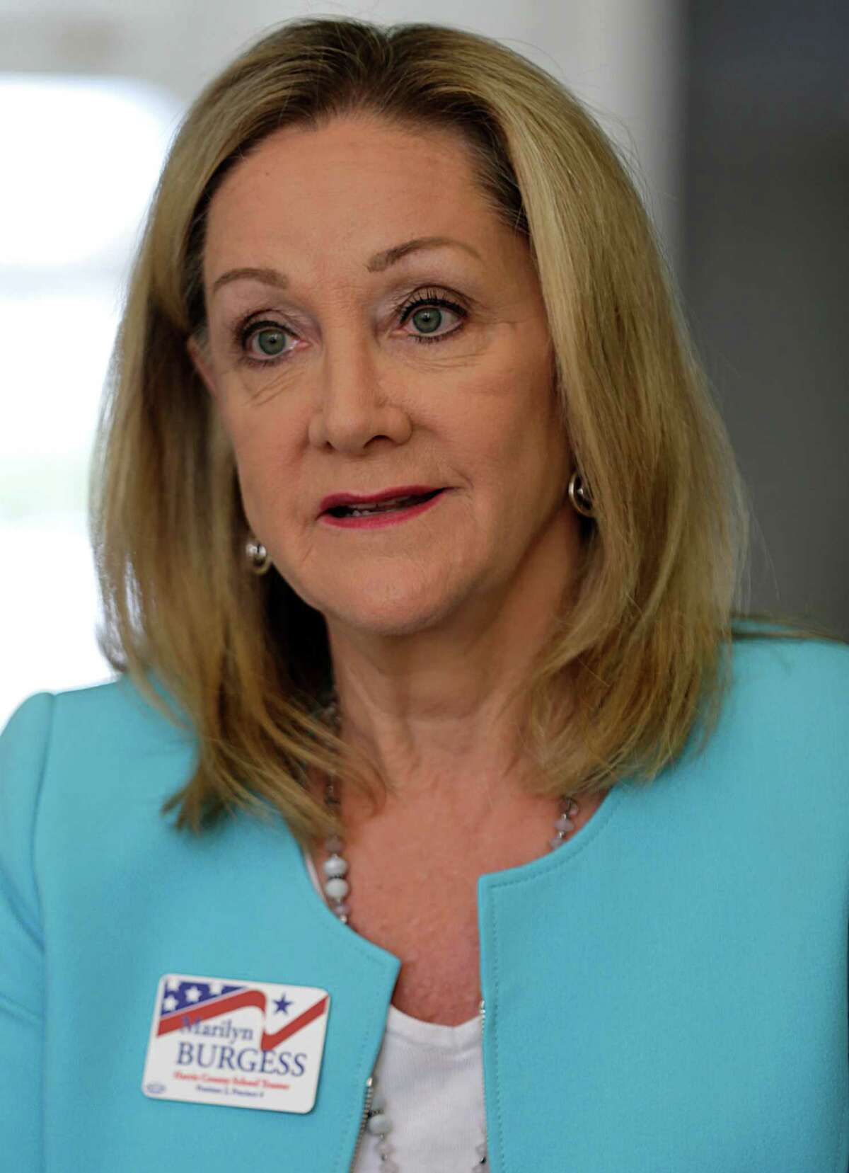 Marilyn Burgess is a candidate for Harris County Department of Education trustee, Position 2, Precinct 4. (Photo: James Nielsen / Houston Chronicle )