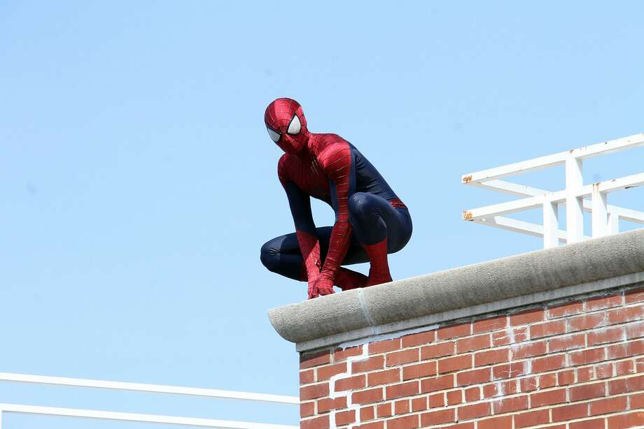 """FILE photo. In a recent episode of """"This American Life,"""" Kristian Kwon Marine is dubbed the real life """"Spider Man"""" with a troubling past. Photo: Laura Cavanaugh/FilmMagic"""