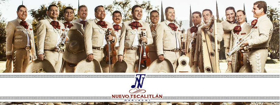 Mariachi Nuevo Tecalitlán de Guadalajara will take place Wednesday, April 15 at 7 p.m. at the Laredo Civic Center.
