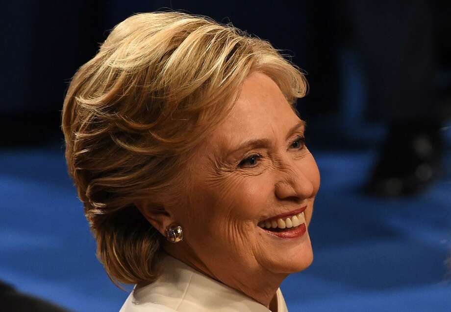 Democrat Hillary Clinton is one of the best prepared candidates to ever  run for president. She has vast experience in foreign policy and other  national issues. The Express-News Editorial Board believes she is the  clear choice for president this year. Photo: ROBYN BECK, Staff / AFP/Getty Images / AFP or licensors