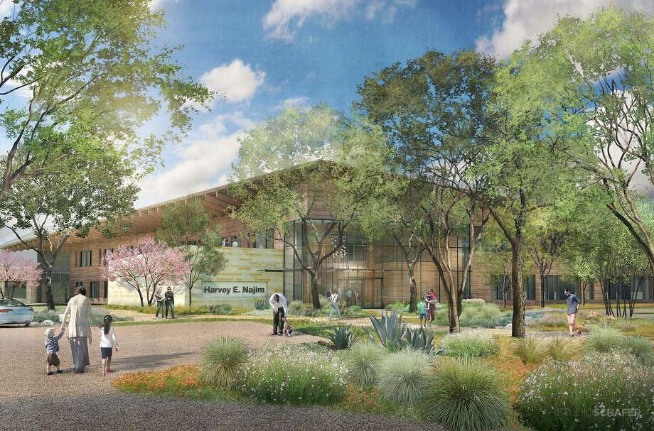 Artist renderings  the new ChildSafe facility that will be built on the East Side. Photo: Courtesy, ChildSafe