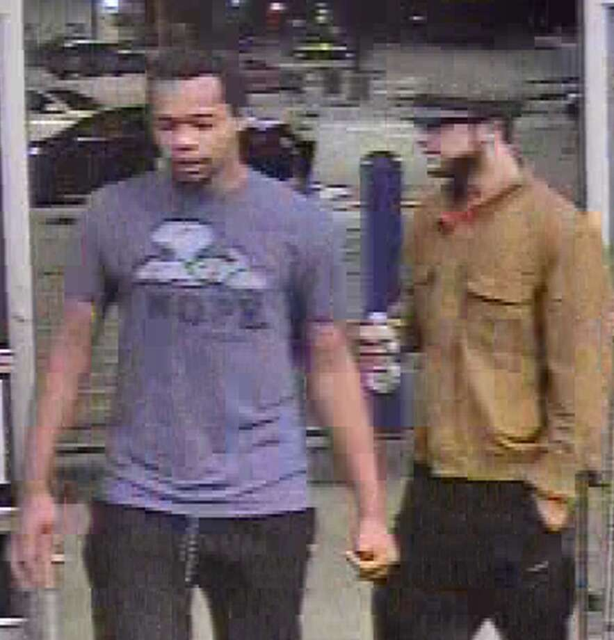 The MCSO is asking the public to help identify these men. Photo: MCSO