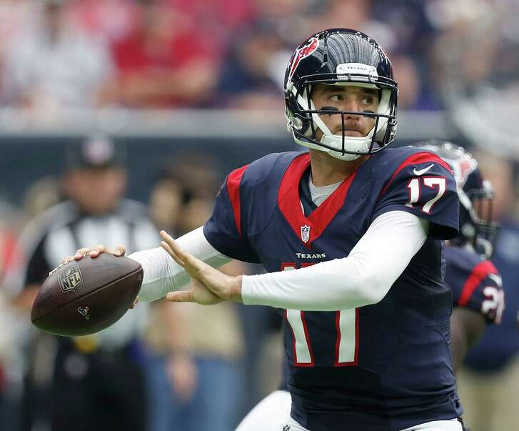 The only shots Brock Osweiler wants to fire at the Broncos are with his passing arm Monday.