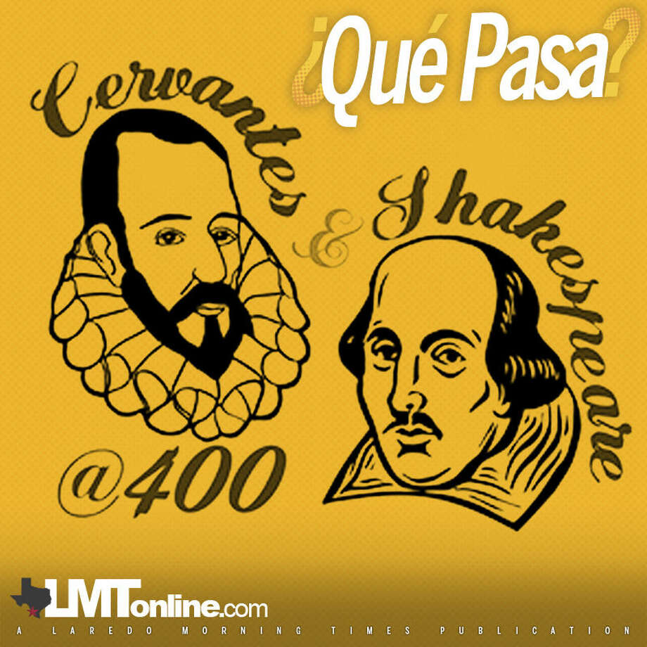 TAMIU hosting month-long celebration of Cervantes & Shakespeare this October