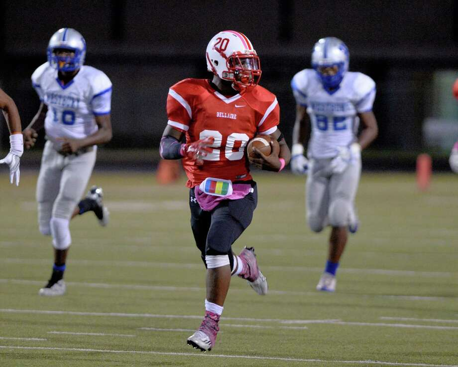 Bellaire Routs Westbury Clinches Playoff Spot Houston